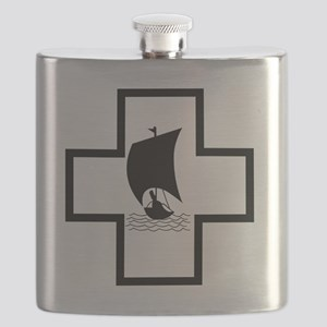 13 Flotilla Flask
