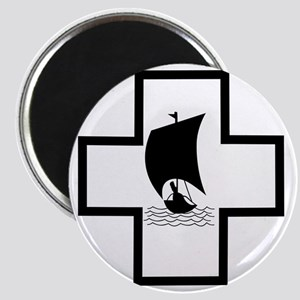 13 Flotilla Magnet