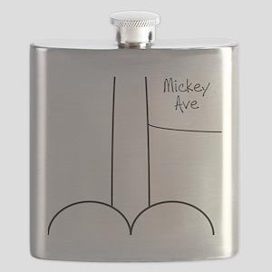 Micky_Ave_Flag Flask