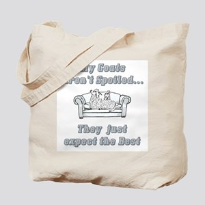 Spoiled Goats Tote Bag