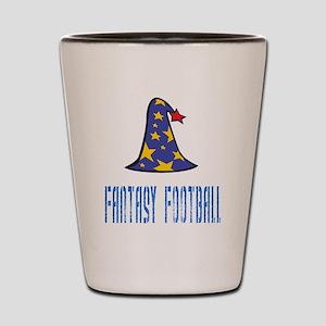 FANTASYFOOTBALL2 Shot Glass