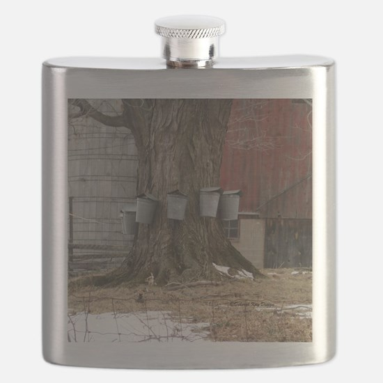 Maple Sap Time Flask