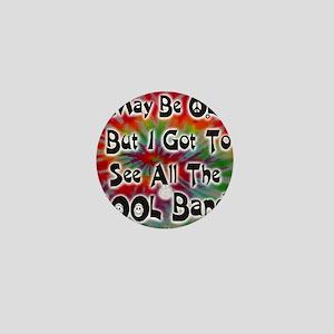 COOL BANDS mp Mini Button
