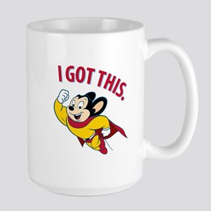Mighty Mouse - I Got This Mugs