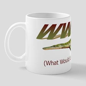 wwld bumper Mug