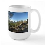 Glasshouse Mountain Summit Large Mug