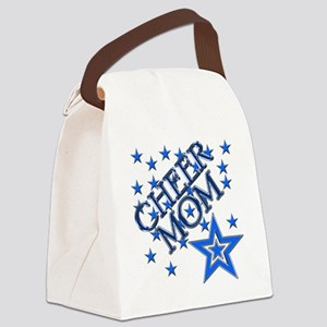 2-cheer_mom Canvas Lunch Bag