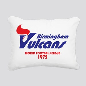 Birmingham Vulcans (on b Rectangular Canvas Pillow