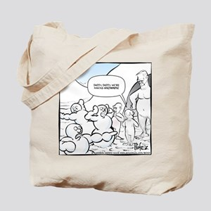 Abominable Snowmen Final Tote Bag