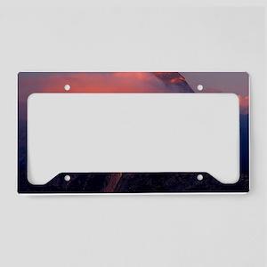 HalfDome License Plate Holder