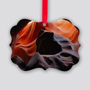 Canyon Picture Ornament