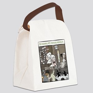 Home Alone Final Canvas Lunch Bag