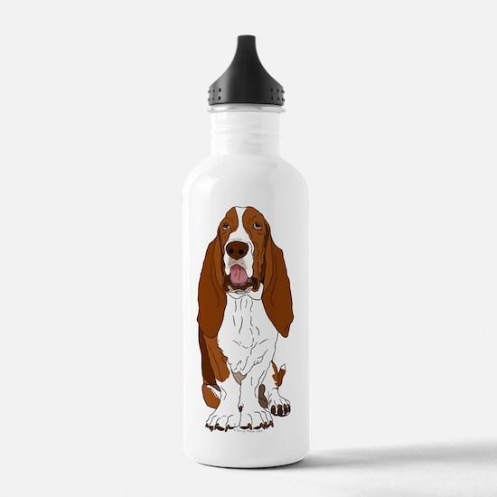 BassetLINE Sports Water Bottle