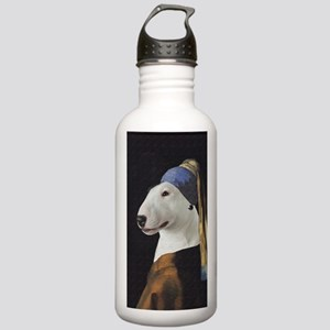 Bully With the Pearl E Stainless Water Bottle 1.0L