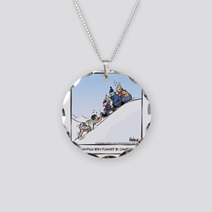 Sisyphus, Eh Final Necklace Circle Charm