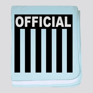 Sports Official baby blanket