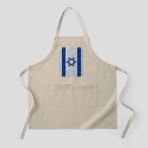 Israel Synagogue Tiffany Apron