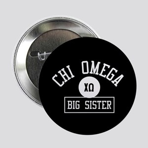 "Chi Omega Big Sister Athlet 2.25"" Button (10 pack)"