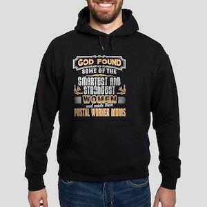 Smartest Postal Worker Moms Sweatshirt