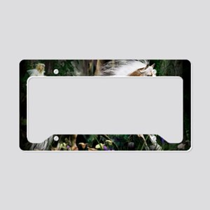 amiracle License Plate Holder