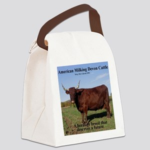 tote003 Canvas Lunch Bag