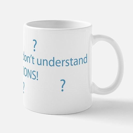 Fractions Mug