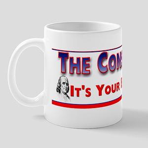 Your Birth Right Mug