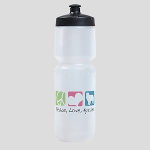 peacedogs Sports Bottle