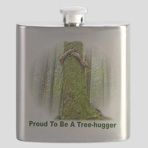 TreeHugger12x12 Flask