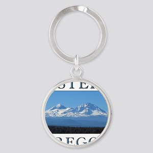 sisters_10t Round Keychain