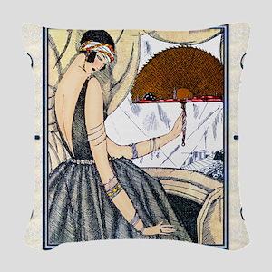 Pillow 11 Nov- GDBT LePape Woven Throw Pillow