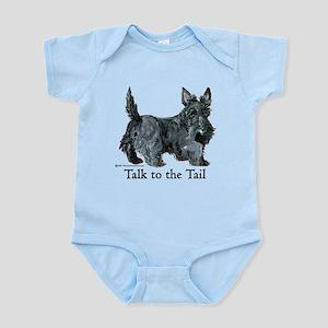 Scottish Terrier Attitude Body Suit