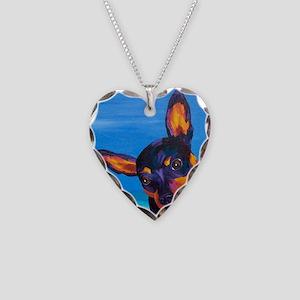 2-PB170481 Necklace Heart Charm