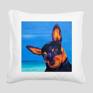 2-PB170481 Square Canvas Pillow