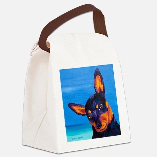 2-PB170481 Canvas Lunch Bag