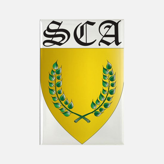 SCA Rectangle Magnet