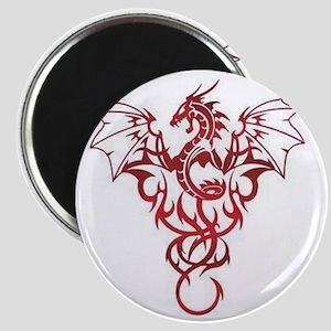 Dragon-Tribal-Tattoo222 Magnet