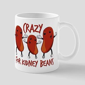 Crazy For Kidney Beans 11 oz Ceramic Mug