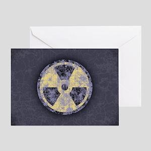 2-Rad-dist-cl-OV Greeting Card