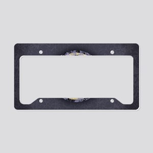 2-Rad-dist-cl-OV License Plate Holder