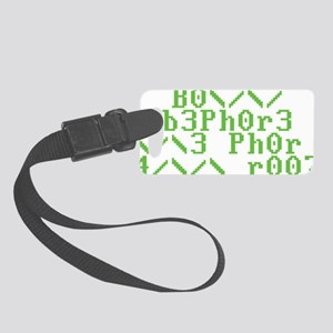 iamroot Small Luggage Tag