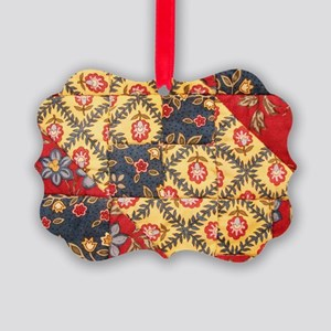 HotPads_7x5tb_cp_4623 Picture Ornament