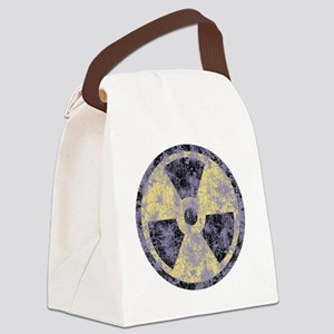 2-Rad-dist-cl-T Canvas Lunch Bag