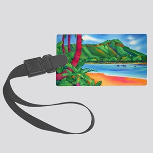 DiamondHead Large Luggage Tag