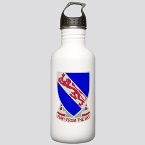 DUI- 892ND AIRBORNE-4B Stainless Water Bottle 1.0L