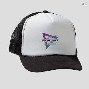 Mercury Retrograde Humor Kids Trucker hat