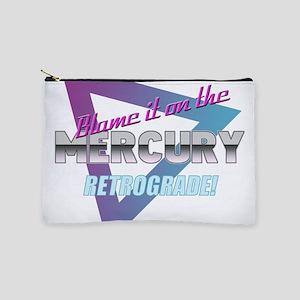 Mercury Retrograde Humor Makeup Pouch