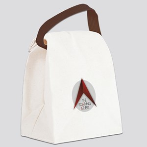 Scathing Atheist Logo Canvas Lunch Bag