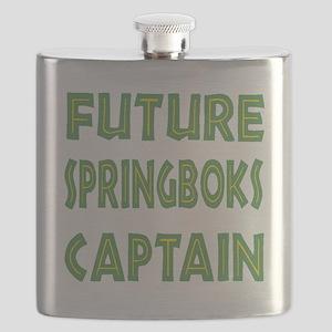 Future Springbok Captain Flask