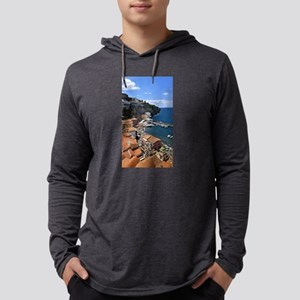 Marina Grande, Sorrento, Italy Long Sleeve T-Shirt